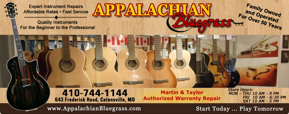 Appalachian Bluegrass